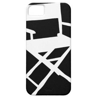 Director Chair iPhone 5 Carcasas