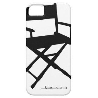 Director Chair iPhone 5 Fundas