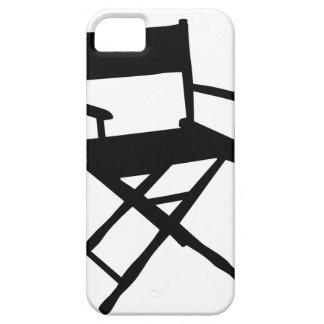 Director Chair iPhone 5 Case-Mate Carcasas
