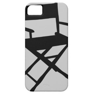 Director Chair Funda Para iPhone 5 Barely There