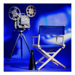 Director Chair Impresiones