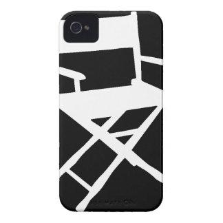 Director Chair iPhone 4 Case-Mate Cobertura