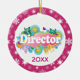 Director Christmas Ornament