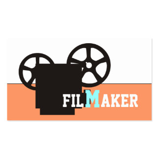 Director de cine/director/tarjetas de visita del tarjetas de visita