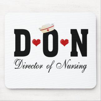 Director de DON del oficio de enfermera Tapetes De Raton