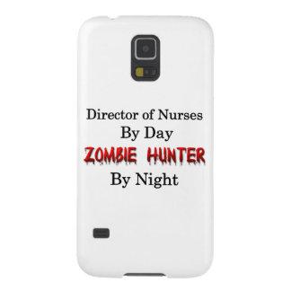 Director de enfermeras/del cazador del zombi fundas para galaxy s5