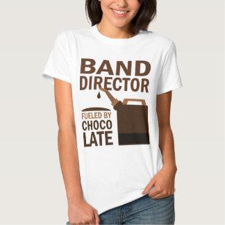 Director de la banda chocolate (divertido) poleras