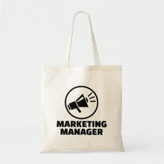 Director de marketing bolsa tela barata