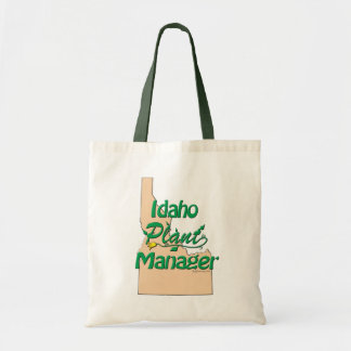 Director de planta de Idaho Bolsa