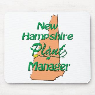 Director de planta de New Hampshire Mousepad