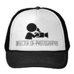 Director del gorra de la fotografía