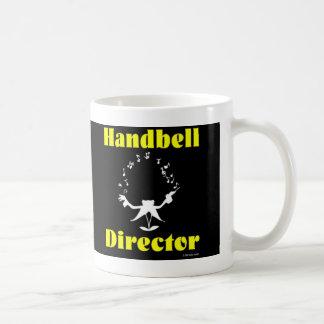 Director del Handbell Taza De Café