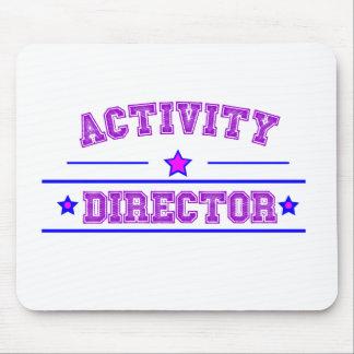 Director Design de la actividad Alfombrilla De Raton