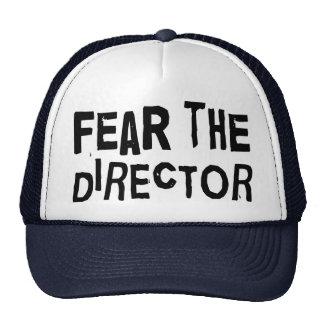 Director divertido gorros