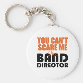 Director divertido Keychain de la banda Llavero Redondo Tipo Pin