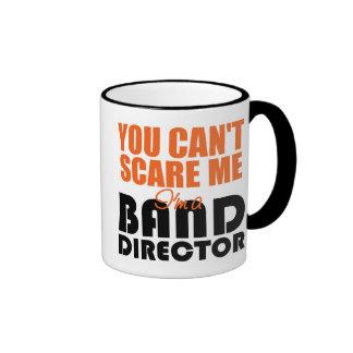 Director divertido Mug de la banda Taza De Café