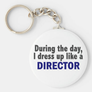 Director During The Day Keychains