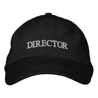 DIRECTOR Embroidered La La Land Hat Embroidered Baseball Cap
