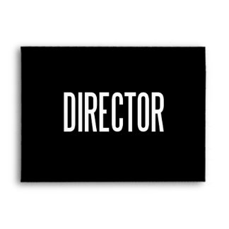 Director envelope A7