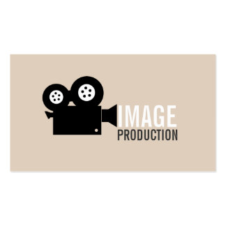 Director Film Movies Producer Production Double-Sided Standard Business Cards (Pack Of 100)