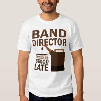 Director Gift de la banda (divertido) Playera