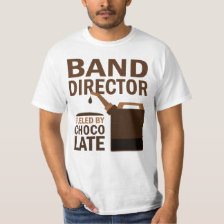 Director Gift de la banda (divertido) Poleras