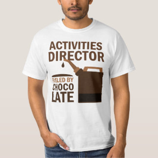 Director Gift de las actividades (divertido) Playera