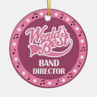 Director Gift For Her de la banda Ornamentos Para Reyes Magos