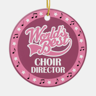 Director Gift For Her del coro Ornamente De Reyes