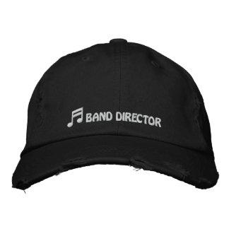 Director Hat de la banda Gorras De Beisbol Bordadas