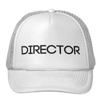 Director Hat del equipo de filmación Gorro