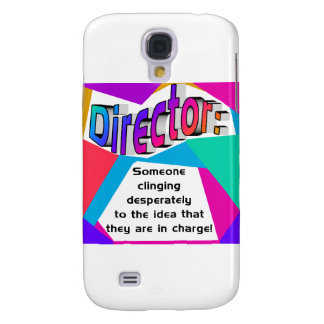 Director In charge? Galaxy S4 Case
