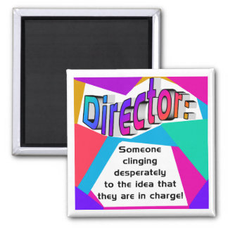 Director In Charge? Magnet