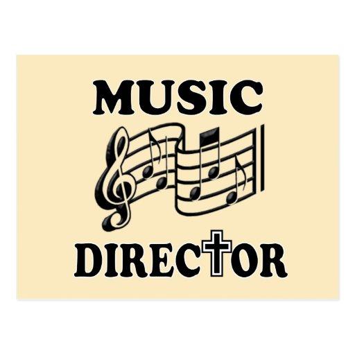 DIRECTOR MUSICAL DE LA IGLESIA POSTAL