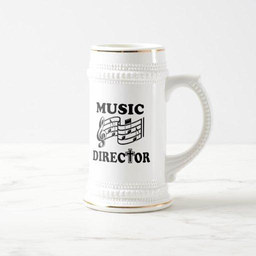 DIRECTOR MUSICAL DE LA IGLESIA TAZAS