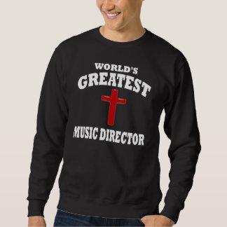 Director musical suéter