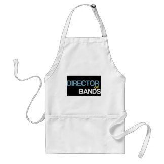 Director of Bands Adult Apron