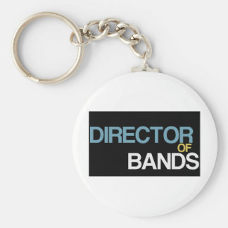 Director of Bands Keychain