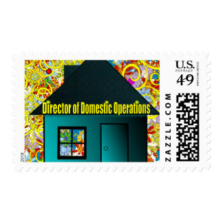 Director of Domestic Operations Postage