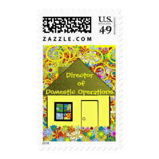 Director of Domestic Operations Stamps
