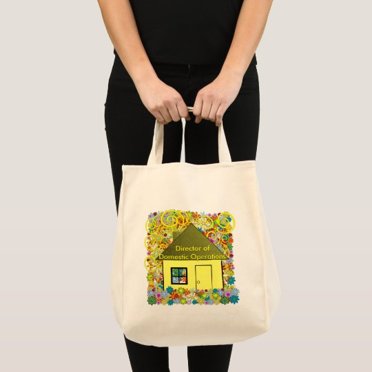 Director of Domestic Operations Tote Bag