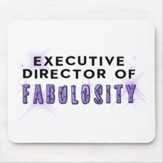 Director of Fabulosity Mouse Pad