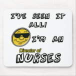 Director Of Nurses Mouse Pad