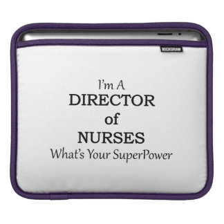 Director of Nurses Sleeve For iPads