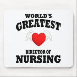 Director of Nursing Mouse Pad