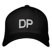 Director of Photography Embroidered Baseball Cap