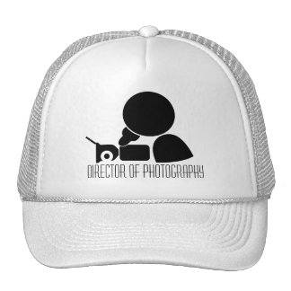 Director of Photography Hat v2