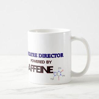 Director Powered del teatro por el cafeína Taza De Café