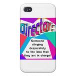 ¿Director responsable? iPhone 4 Carcasas