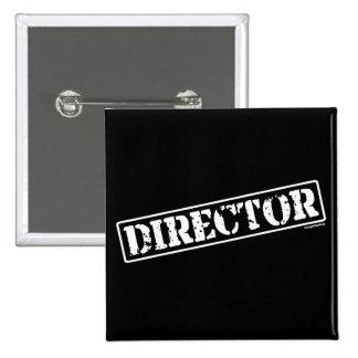 Director Stamp Pin Cuadrado